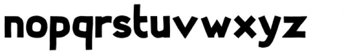 Badwulf Font LOWERCASE
