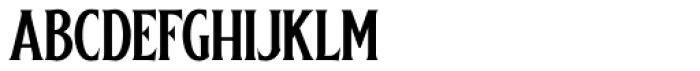 Baisteach Regular Font UPPERCASE