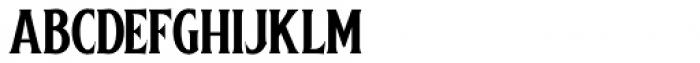 Baisteach Regular Font LOWERCASE