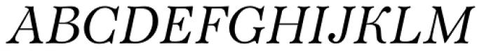 Bajka Italic Font UPPERCASE