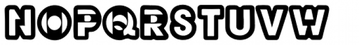 Baked Role Font LOWERCASE