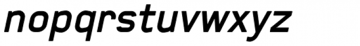Baksheesh Bold Italic Font LOWERCASE