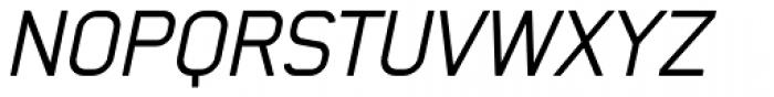 Baksheesh Italic Font UPPERCASE