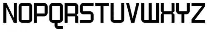 BalanceLight Font UPPERCASE