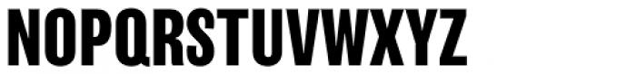 Balboa Bold Font UPPERCASE