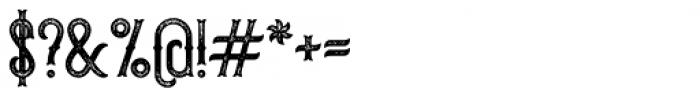 Bald Eagle Font OTHER CHARS