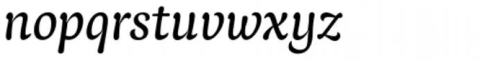Baldufa Arabic-Latin Italic Font LOWERCASE