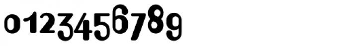 Baldur Seventy One Font OTHER CHARS