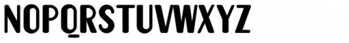 Baldur Seventy One Font UPPERCASE