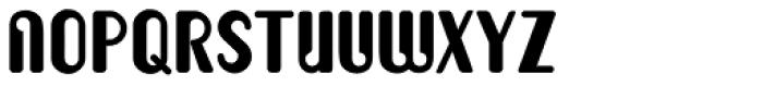 Baldur Seventy Font UPPERCASE