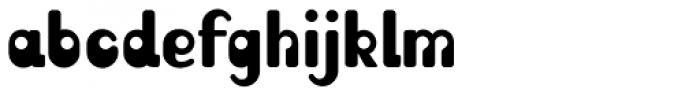 Baldur Seventy Font LOWERCASE