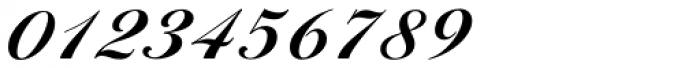 Ballantines Script EF Bold Font OTHER CHARS