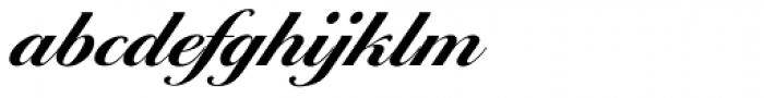 Ballantines Script EF Bold Font LOWERCASE