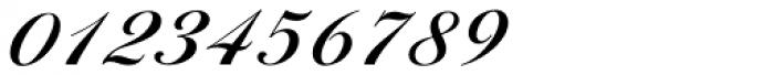 Ballantines Script EF Demi Bold Font OTHER CHARS