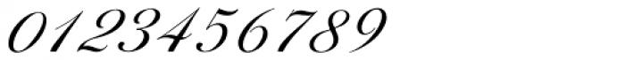 Ballantines Script EF Light Font OTHER CHARS