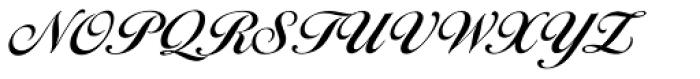 Ballantines Serial Bold Font UPPERCASE