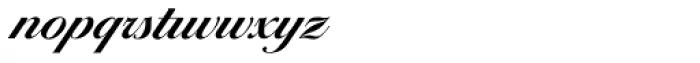 Ballantines Serial Bold Font LOWERCASE