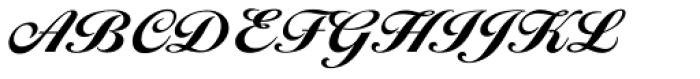 Ballantines Serial Heavy Font UPPERCASE