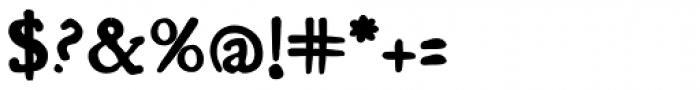 Ballard Full Font OTHER CHARS
