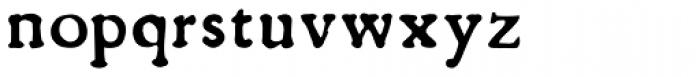 Ballard Full Font LOWERCASE
