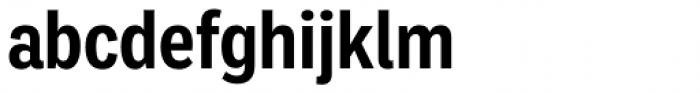 Ballinger Condensed Series Condensed Bold Font LOWERCASE