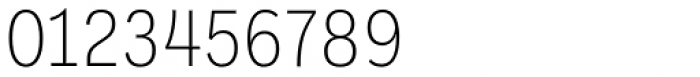Ballinger Condensed Series Condensed X-Light Font OTHER CHARS