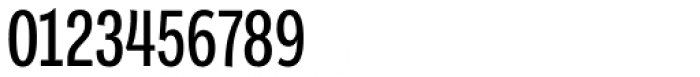 Ballinger Condensed Series X-Condensed Medium Font OTHER CHARS