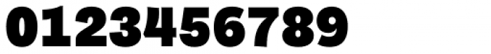 Ballinger Mono Black Font OTHER CHARS