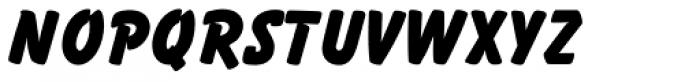 Balloon MN ExtraBold Font LOWERCASE