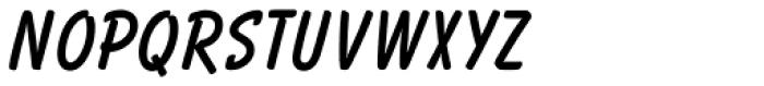 Balloon URW Bold Font UPPERCASE