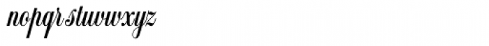 Balmoral ICG Font LOWERCASE