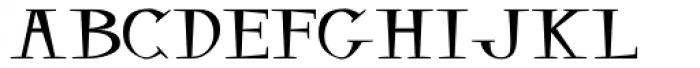 Balsamo Font LOWERCASE