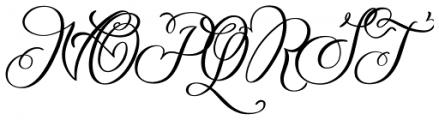 Baltan SemiBold Font UPPERCASE