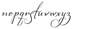 Baltan Font LOWERCASE