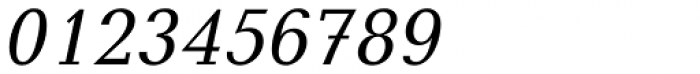 Baltica Italic Font OTHER CHARS