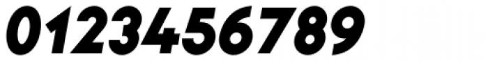 Bambino Black Italic Font OTHER CHARS
