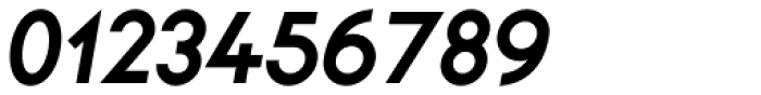 Bambino Bold Italic Font OTHER CHARS