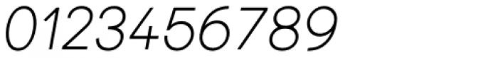 Bambino New Light Italic Font OTHER CHARS