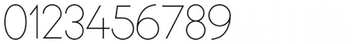Bambino Thin Font OTHER CHARS