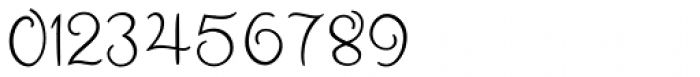 Banana Yeti Light Font OTHER CHARS