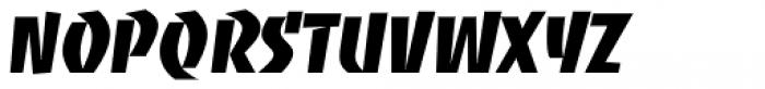 Banco Com Heavy Font UPPERCASE