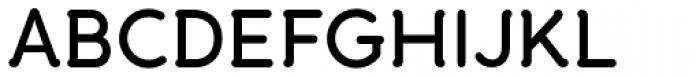 Banda SemiBold Font UPPERCASE