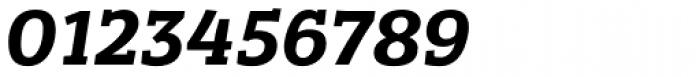 Bandera Cyrillic Bold Italic Font OTHER CHARS
