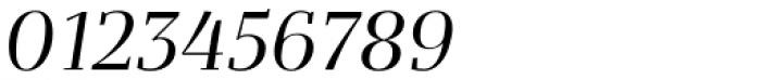 Bandera Display Italic Font OTHER CHARS