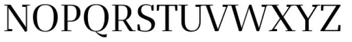 Bandera Display Font UPPERCASE