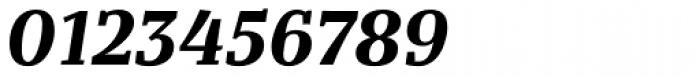 Bandera Text Cyrillic Bold Italic Font OTHER CHARS