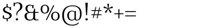 Bandera Text Cyrillic Font OTHER CHARS
