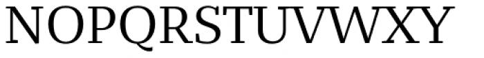 Bandera Text Cyrillic Font UPPERCASE