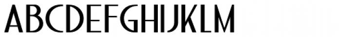 Bandoengsche Font UPPERCASE