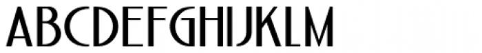 Bandoengsche Font LOWERCASE